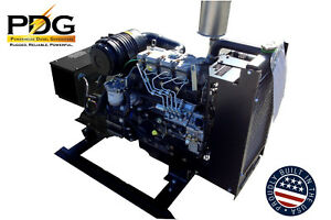 18 Kw Diesel Generator Perkins Stationary Stationary Use