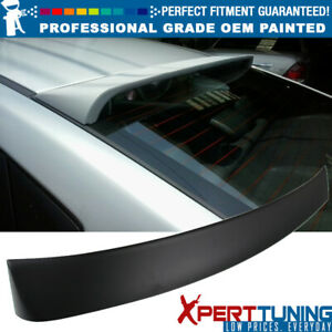 Fit 10 15 Hyundai Md Elantra Painted Oe Style Roof Spoiler Oem Painted Color