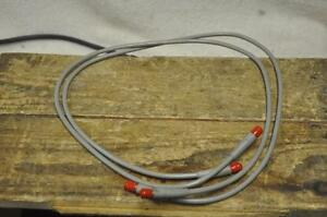Hp agilent 5061 5458 Mixer Cable 18ghz Sma 39 5 m m Lot Of 2