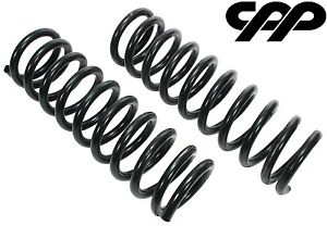 Cpp Mustang Ii 350lb Ifs Front Suspension Coil Spring Stock Height