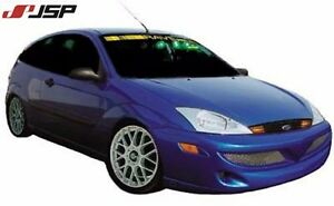 Jsp Ground Effects Full Body Kit For 2000 2004 Ford Focus Zx3 Zx5 Primed B1853