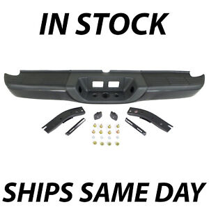 New Primered Steel Rear Step Bumper Assembly For 2000 2006 Toyota Tundra Truck Fits 2002 Toyota Tundra