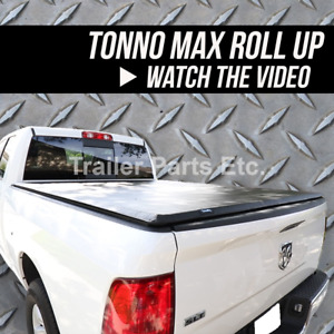 Tonno Tonneau Cover Roll Up For 2007 2013 Chevy Chevrolet Silverado 6 6 Truckbed