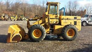 1991 International 515 Wheel Loader