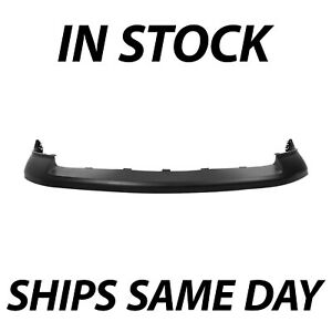 New Primered Front Bumper Top Cover Pad For 2009 2012 Dodge Ram 1500 Pickup