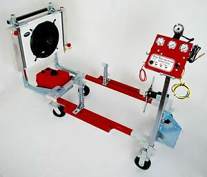 Easy Run Engine Test Stand Custom Series Deluxe Unit Kit