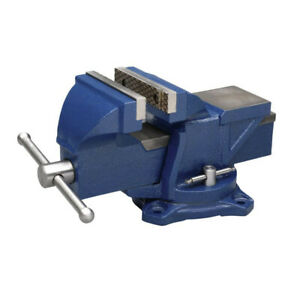 Wilton Bench Vise 4 In Jaw Width W 4 In Jaw Opening Wmh11104 New