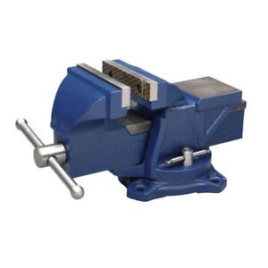 Wilton Bench Vise 4 Jaw Width With 4 Jaw Opening Wmh11104 New