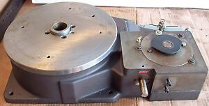 Rotary Table indexing 8 Position