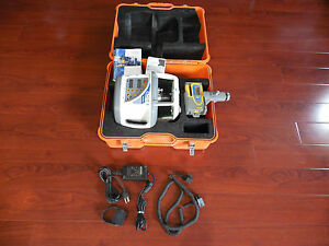 Trimble Spectra Precision Gl722 Dual Slope Grade Laser W receiver Very Clean