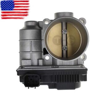 For Nissan Complete Throttle Body For 02 06 Sentra Altima 2 5l Tbi 4 Cyl