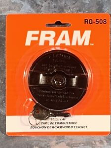 Fram Locking Gas Fuel Cap Rg 508