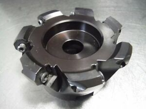 Lmt Fette 4 Indexable Face Mill 1 5 Arbor 50306 loc963b