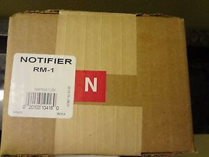 Brand New Notifier Fire lite Rm 1 Remote Microphone Free Shipping