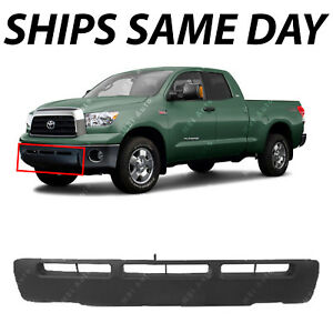New Textured Front Bumper Center Lower Cover For 2007 2008 2009 Toyota Tundra
