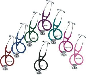 3m Littmann Cardiology Iv Stethoscope 20 Colors Available 7 Years Warranty