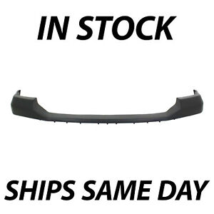 New Primered Upper Front Bumper Top Pad For 2005 2007 Ford Super Duty Truck
