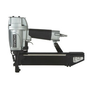 Hitachi 16 gauge 7 16 In Crown 2 In Construction Stapler N5008ac2 New