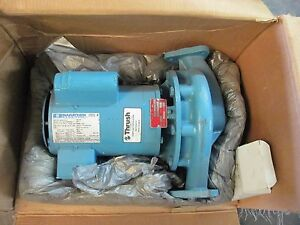 Thrush 2192 1071 gtv 8s Bronze Fitted Vertical Stock Pump 1 Horsepower