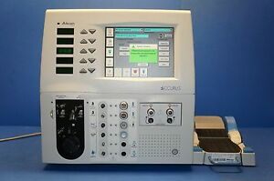 Alcon Accurus 400vs Phacoemulsifier With Six Switch Footpedal 8065740997