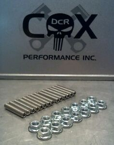 Srt4 Neon Dcr Oil Pan Stud Kit