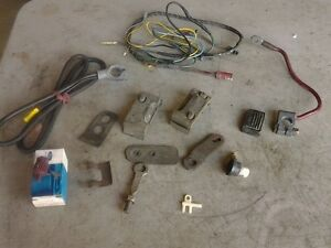 1965 1970 Ford Mustang Box Lot