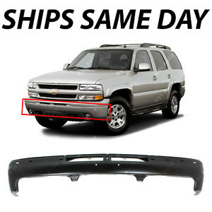 New Primered Steel Front Bumper Face Bar For 2000 2006 Suburban Tahoe Silverado
