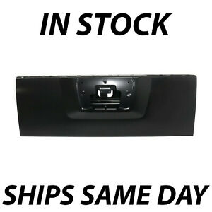 New Primered Steel Rear Tailgate For 2004 2012 Nissan Titan Pickup Truck 04 12
