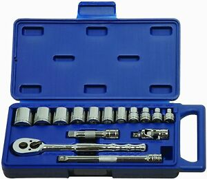Williams 50663 15 Piece 3 8 Drive Socket And Drive Tool Set