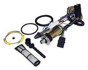 Fits 87 90 Jeep Wrangler 2 5l Fuel Injected W 15 Gallon Tank Fuel Pump Assembly