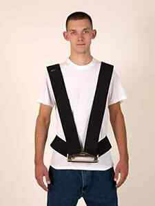 Shoulder Moving Straps 2 Person Heavy Furniture Appliance Harness Lifting