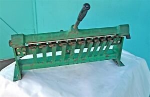 Tennsmith 18 X 20 Gauge Cleatbender Cb18