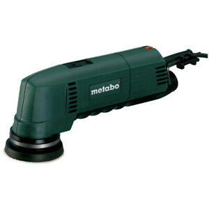 Metabo SXE400 3-18 in. Compact Random Orbit Disc Sander 600405420 New