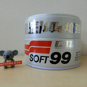 Soft99 New Soft99 Pearl Metallic Wax 320g