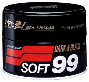Soft99 New Soft99 Dark Black Wax 300g