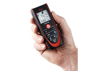 Leica Disto D2 New Laser Distance Meter with Bluetooth 838725