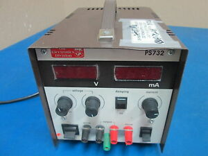 Ok Industries Ps732 Power Supply