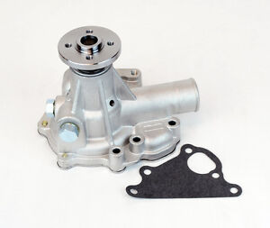 Lincoln Classic 300d Perkins 404c 22 104 22 Water Pump Bw1583