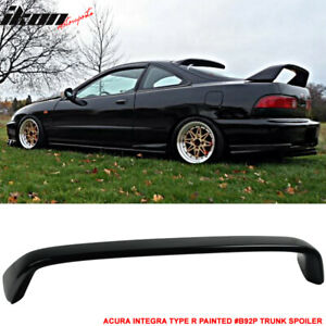 Integra Spoiler In Stock Ready To Ship WV Classic Car Parts And - Acura integra type r wing