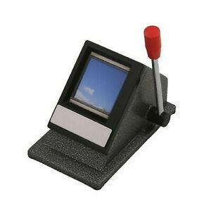 Ephotoinc Brand New Table Top Passport Id Photo Die Cutter Punch 2 X 2 Inch