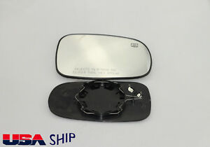 Side Mirror Glass Heated W Holder For Saab 9 3 9 5 2003 2008 Passenger Side Rh