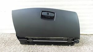 2004 2010 Bmw mint E60 525i 528i 530i 535i M5 Dash Glove Box Black Oem 3538