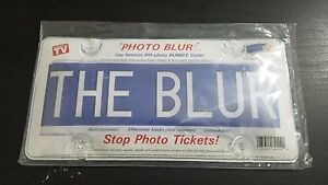 Lot Of 16 License Plate Cover Camera Photo Protector