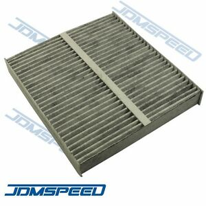 Jdmspeed Cf10140 Carbon Cabin Air Filter For Nissan Mitsubishi Infiniti