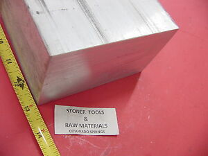 3 X 6 Aluminum 6061 Flat Bar 13 Long Solid T6511 3 00 Plate Mill Stock