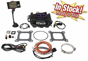 Fitech Fuel Injection 30008 Efi System 800 Hp Meanstreet Conversion