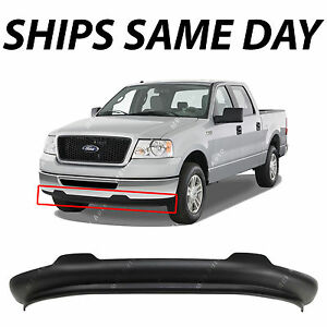 New Textured Lower Front Air Deflector Spoiler For 2006 2008 Ford F150 Pickup