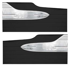 63 Falcon Futura 4 Door Sedan 4 Door Station Wagon Door Panels Pair Black