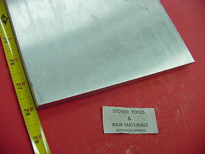 1 2 X 8 Aluminum 6061 Flat Bar 28 Long T6511 50 Solid Plate Mill Stock
