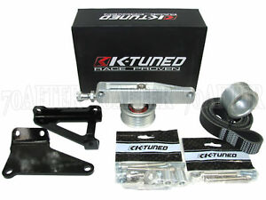 K Tuned A C P S Eliminator Pulley Kit For Honda Acura K20 K24 Engines